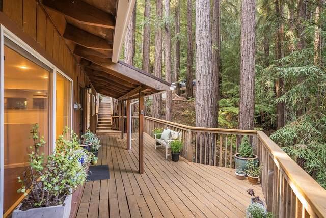 130 Lorien Way, Ben Lomond, CA 95005 (#ML81864119) :: Strock Real Estate