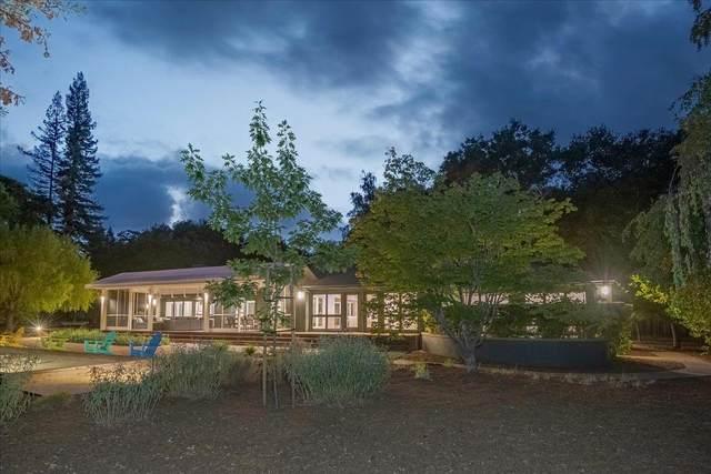 3 Creek Park Dr, Portola Valley, CA 94028 (#ML81864126) :: Robert Balina | Synergize Realty