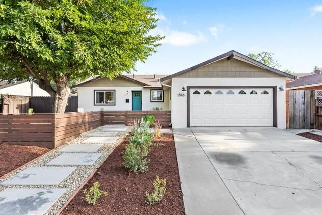 1848 Rosswood Dr, San Jose, CA 95124 (#ML81864140) :: Strock Real Estate