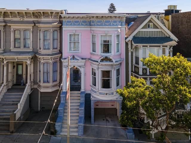 1918 Divisadero St, San Francisco, CA 94115 (#ML81864164) :: The Realty Society