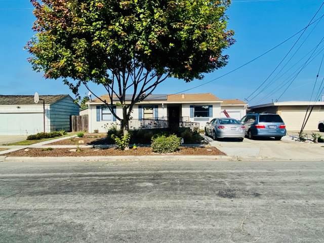 60 San Clemente Ave, Salinas, CA 93901 (#ML81864169) :: The Goss Real Estate Group, Keller Williams Bay Area Estates