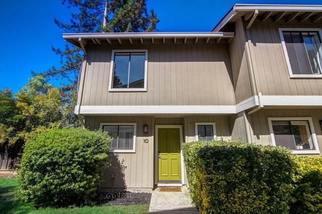 956 Bonita Ave 10, Mountain View, CA 94040 (#ML81864187) :: Robert Balina   Synergize Realty