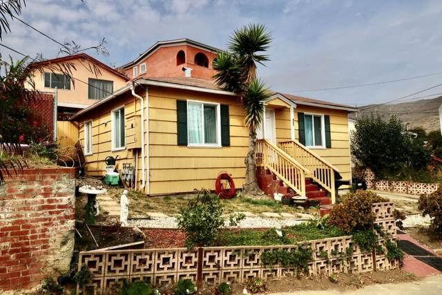 856 Hawthorne Pl, South San Francisco, CA 94080 (#ML81864194) :: The Gilmartin Group