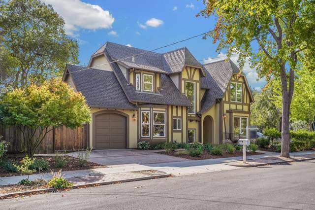 184 Tennyson Ave, Palo Alto, CA 94301 (#ML81864201) :: Real Estate Experts