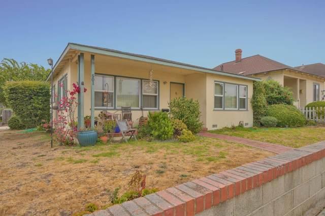 501 Figueroa St, Monterey, CA 93940 (#ML81864210) :: Strock Real Estate
