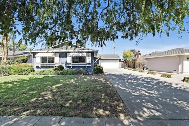 1539 Arbutus Dr, San Jose, CA 95118 (#ML81864255) :: Strock Real Estate