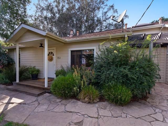 153 Browns Valley Rd, Corralitos, CA 95076 (#ML81864256) :: Strock Real Estate