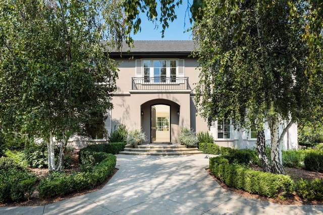 43 Valley Rd, Atherton, CA 94027 (#ML81864264) :: The Realty Society