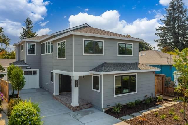1415 Greenwood Ave, San Carlos, CA 94070 (#ML81864270) :: The Kulda Real Estate Group