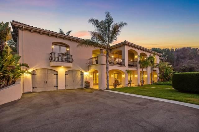 11550 Spur Rd, Monterey, CA 93940 (#ML81864295) :: Strock Real Estate
