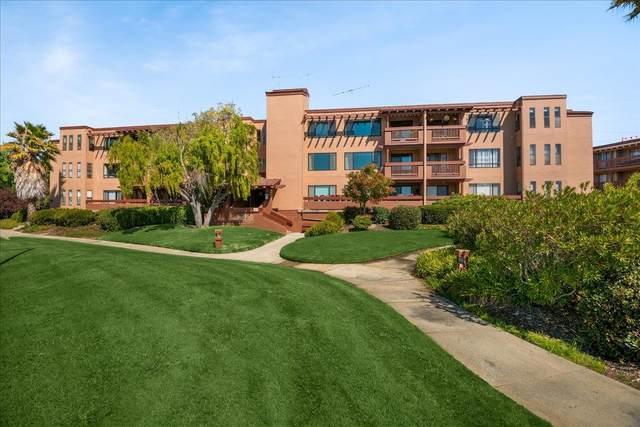 465 Fathom Dr 106, San Mateo, CA 94404 (#ML81864322) :: Strock Real Estate