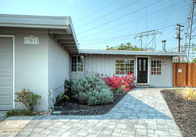 301 Greenlake Dr, Sunnyvale, CA 94089 (MLS #ML81864328) :: Guide Real Estate
