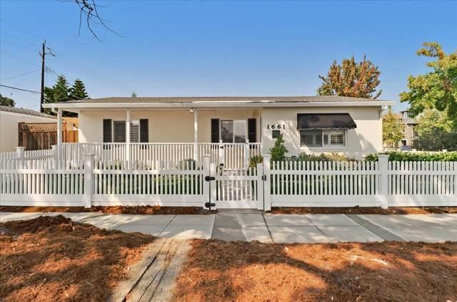 1661 Hillsdale Ave, San Jose, CA 95124 (MLS #ML81864330) :: Guide Real Estate