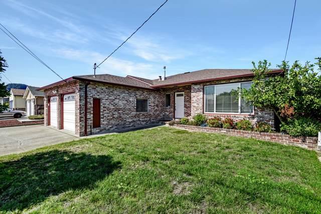 240 Lomita Ave, San Bruno, CA 94066 (#ML81864334) :: Strock Real Estate