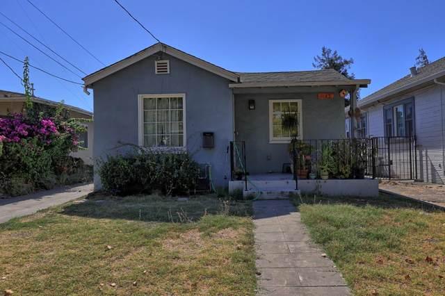 1145 Sherman St, San Jose, CA 95110 (#ML81864337) :: Strock Real Estate