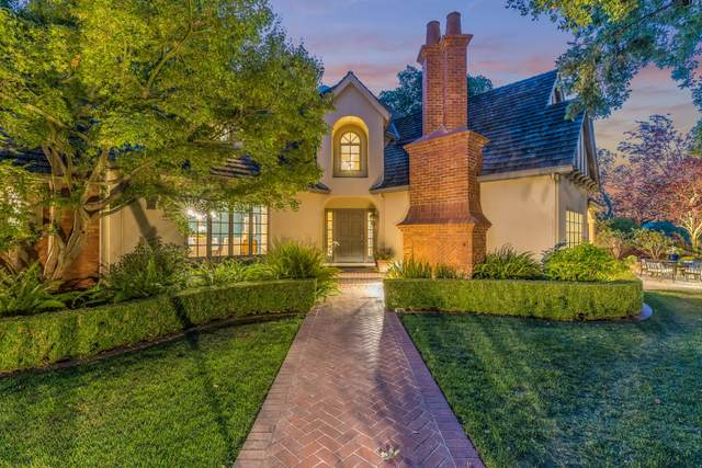 6 Knoll Vis, Atherton, CA 94027 (#ML81864347) :: Strock Real Estate