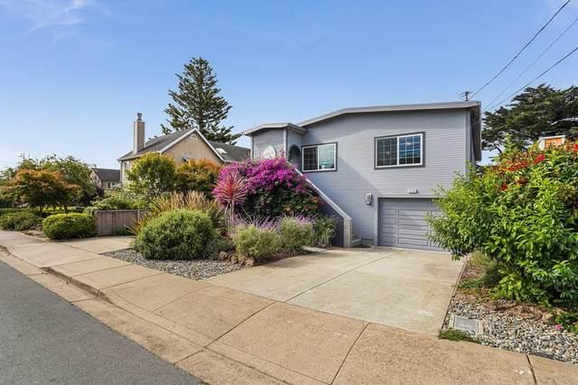 715 Valencia Ave, El Granada, CA 94018 (#ML81864354) :: The Kulda Real Estate Group