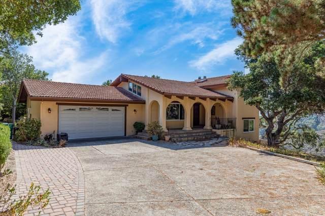 26095 Zdan Rd, Carmel Valley, CA 93924 (#ML81864364) :: The Sean Cooper Real Estate Group