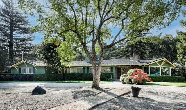 497 Stockbridge Ave, Atherton, CA 94027 (#ML81864373) :: The Kulda Real Estate Group