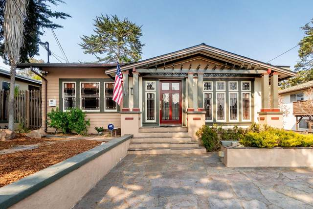 1106 W Franklin St, Monterey, CA 93940 (#ML81864424) :: Paymon Real Estate Group