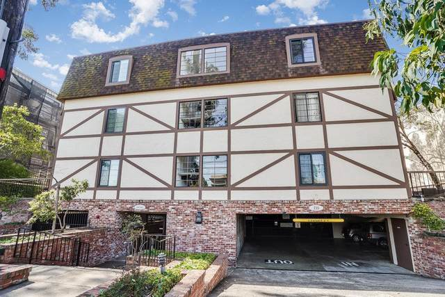 735 El Camino Real 307, Burlingame, CA 94010 (#ML81864450) :: The Sean Cooper Real Estate Group