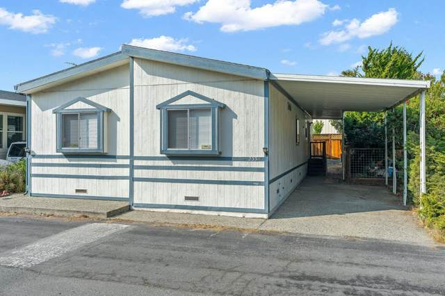 4300 Soquel Dr 233, Soquel, CA 95073 (#ML81864543) :: The Kulda Real Estate Group