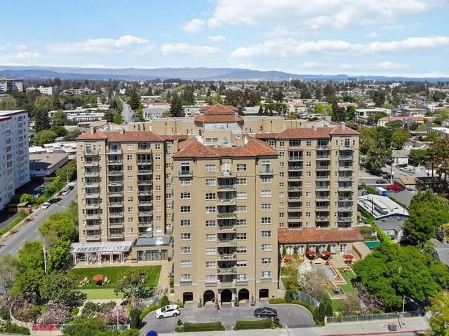 1 Baldwin Ave 203, San Mateo, CA 94401 (#ML81864558) :: The Realty Society