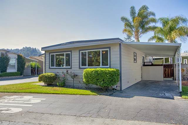 225 Mount Hermon Rd 10, Scotts Valley, CA 95066 (#ML81864569) :: The Sean Cooper Real Estate Group