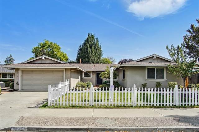 8592 Ousley Dr, Gilroy, CA 95020 (#ML81864613) :: The Sean Cooper Real Estate Group
