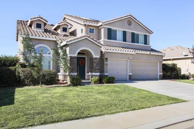 13695 Santa Lucia Dr, Santa Nella, CA 95322 (#ML81864624) :: The Kulda Real Estate Group