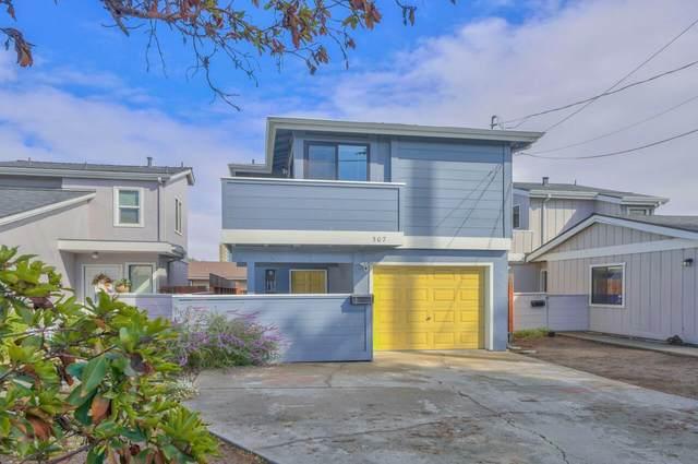 307 Virgin St, Monterey, CA 93940 (#ML81864660) :: The Sean Cooper Real Estate Group