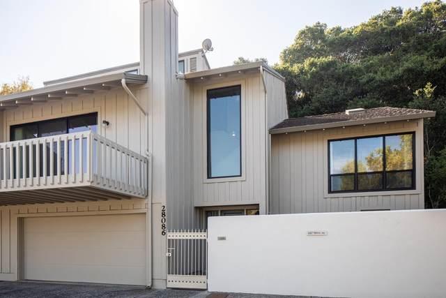 28086 Barn Way, Carmel, CA 93923 (#ML81864702) :: The Kulda Real Estate Group