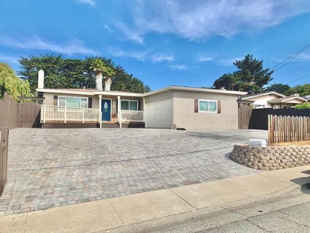 1471 Plumas Ave, Seaside, CA 93955 (#ML81864743) :: The Sean Cooper Real Estate Group