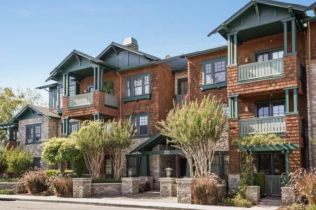 20 Madison Ave 106, San Mateo, CA 94402 (#ML81864893) :: Alex Brant