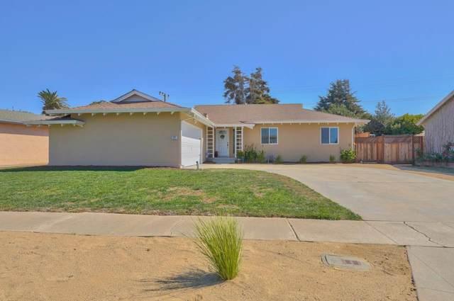 877 San Simeon Dr, Salinas, CA 93901 (#ML81864943) :: The Kulda Real Estate Group