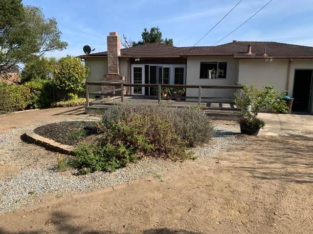 296 Via Gayuba, Monterey, CA 93940 (#ML81865014) :: Olga Golovko