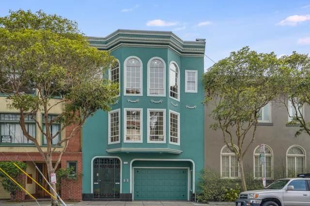 1149 Lake St 201, San Francisco, CA 94118 (#ML81865017) :: The Sean Cooper Real Estate Group