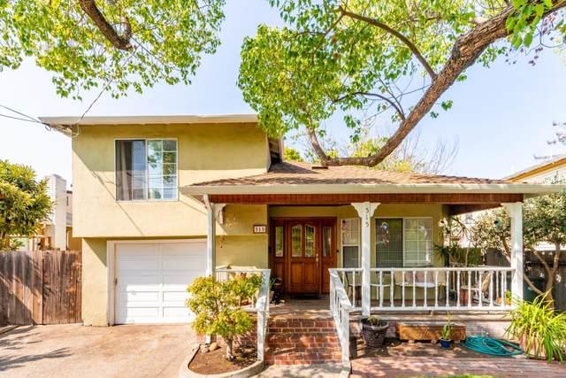 515 Flynn Ave, Redwood City, CA 94063 (#ML81865044) :: The Kulda Real Estate Group