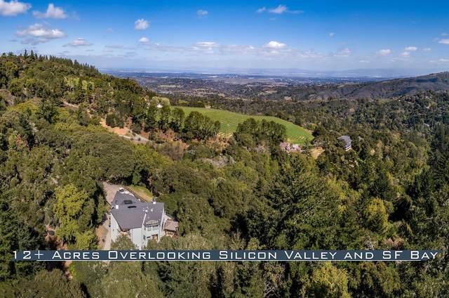 5933 Alpine Rd, Portola Valley, CA 94028 (#ML81865046) :: Alex Brant