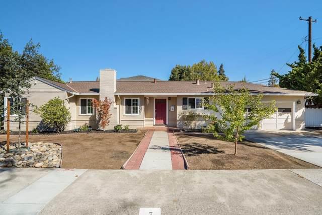 7 Tulip Ln, Palo Alto, CA 94303 (#ML81865104) :: The Kulda Real Estate Group