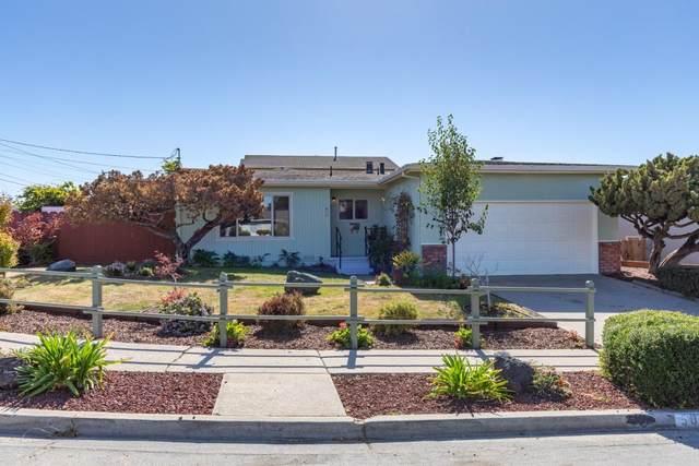 502 Ridgeview Ave, Marina, CA 93933 (#ML81865136) :: The Kulda Real Estate Group