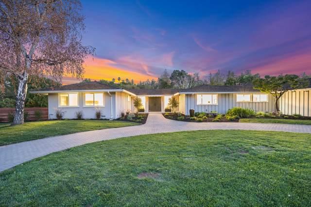 14690 Sobey Rd, Saratoga, CA 95070 (#ML81865193) :: Intero Real Estate