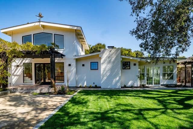 13 E Garzas Rd, Carmel Valley, CA 93924 (#ML81865238) :: The Kulda Real Estate Group