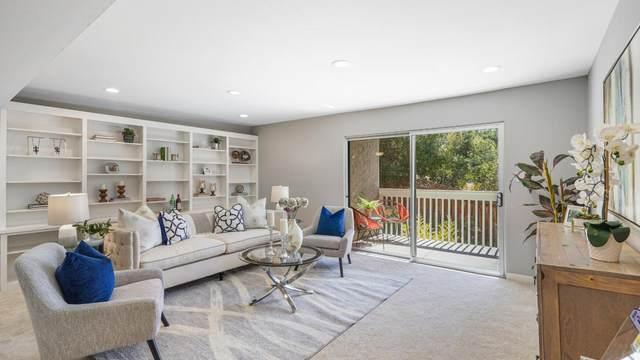 675 Sharon Park Dr 218, Menlo Park, CA 94025 (#ML81865288) :: The Sean Cooper Real Estate Group