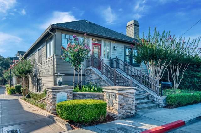 29 Hobart Ave, San Mateo, CA 94402 (#ML81865298) :: Alex Brant