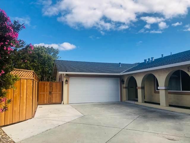 306 Menhaden Ct, Foster City, CA 94404 (#ML81865316) :: The Gilmartin Group