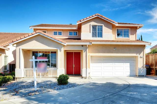 1378 Four Oaks Rd, San Jose, CA 95131 (#ML81865354) :: Intero Real Estate
