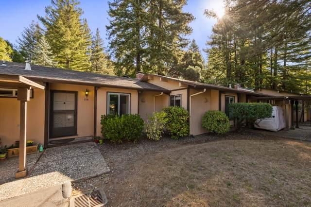 136 Kings Hwy, Boulder Creek, CA 95006 (#ML81865371) :: Paymon Real Estate Group