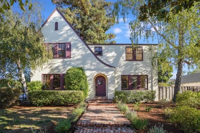 350 Manzanita Ave, Palo Alto, CA 94306 (#ML81865405) :: The Sean Cooper Real Estate Group