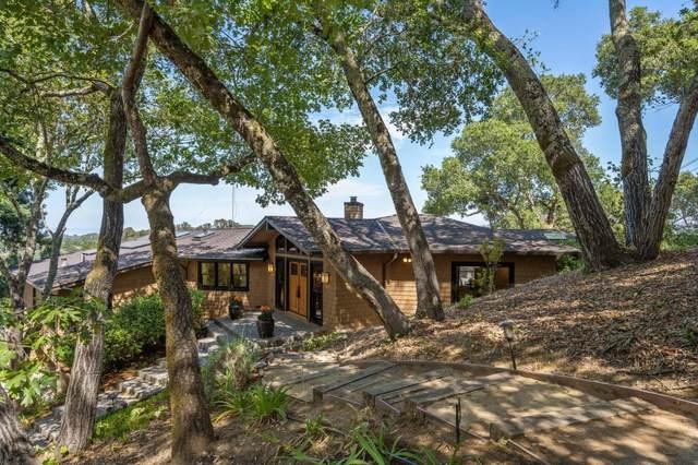 190 Phillip Rd, Woodside, CA 94062 (#ML81865436) :: The Kulda Real Estate Group
